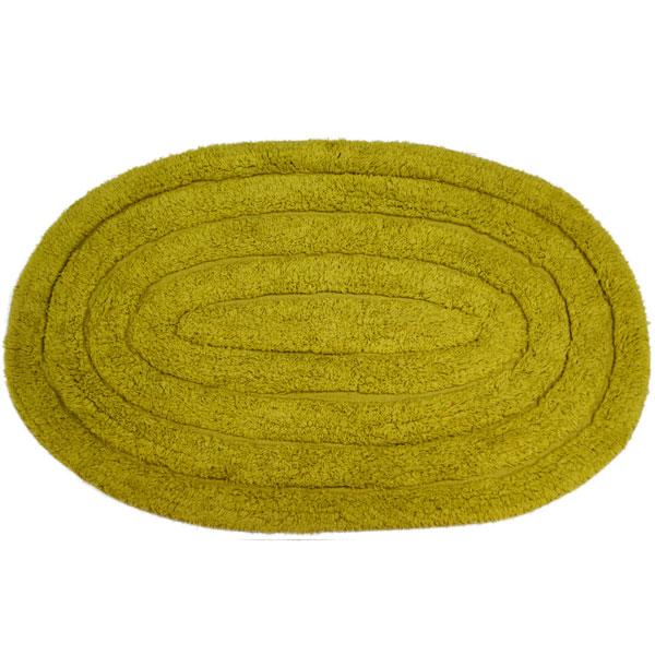 Oval-Lima-Tapetes-de-algodón-para-baño