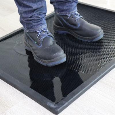 Tapete Sanitizante - Cuarto Limpio