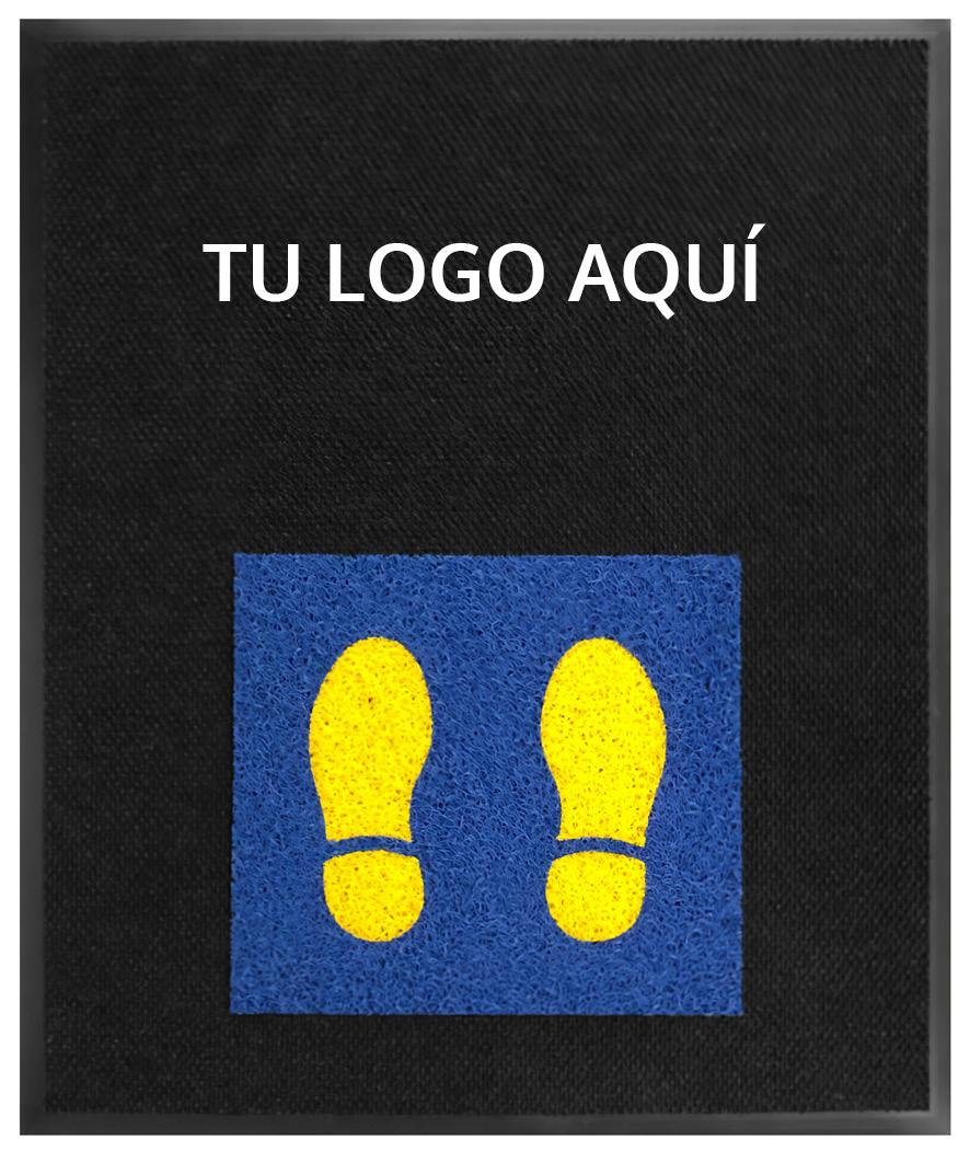 Tapetes Sanitizantes con Logo y Tapetes Sana Distancia